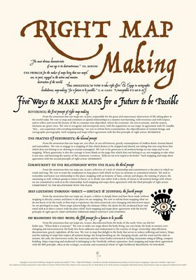 Letterpress Signed Edition: Right MAP Making