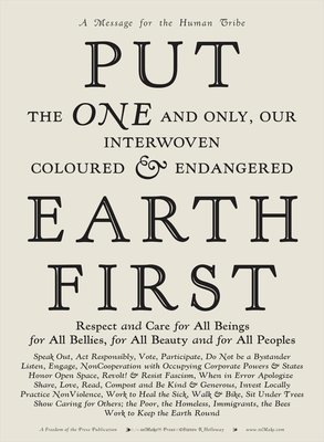 DIGITAL: Put Earth First
