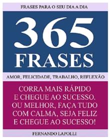 LIVRO MOTIVAÇÃO EM FRASES + FRETE GRÁTIS!