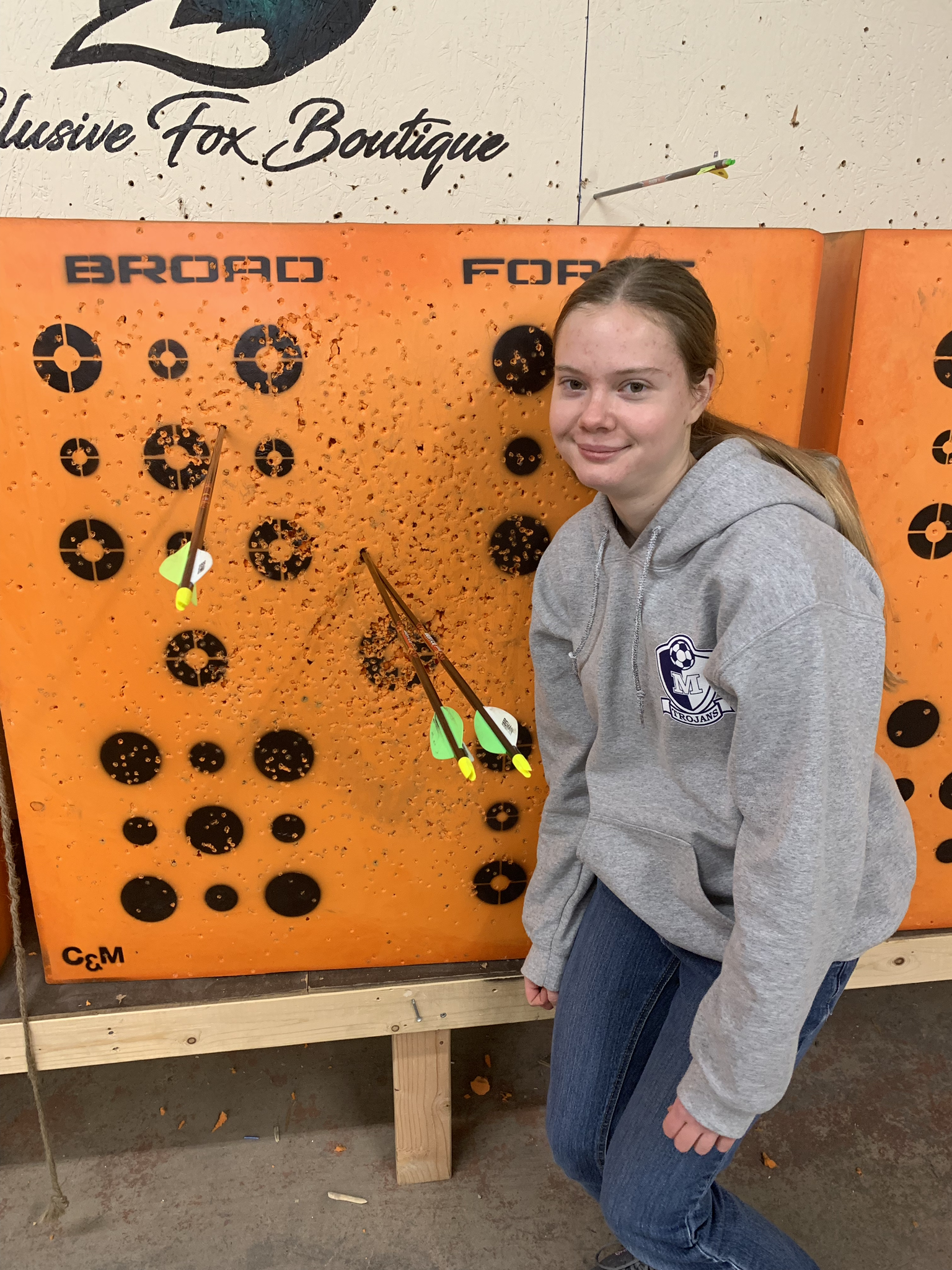 Girl Scout Troop program 00030