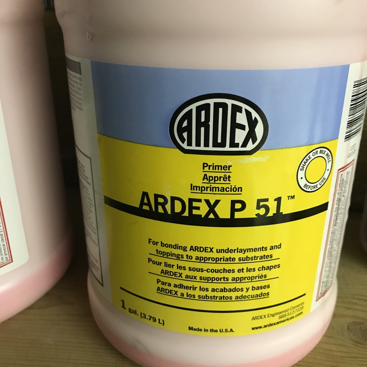 ARDEX P-51 - 1 Gallon