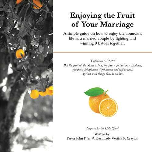 eBook - Enjoying the Fruit of Your Marriage ebook-Marriage