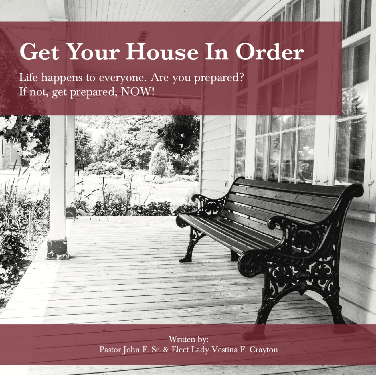 paperback - Get Your House in Order paperback-house