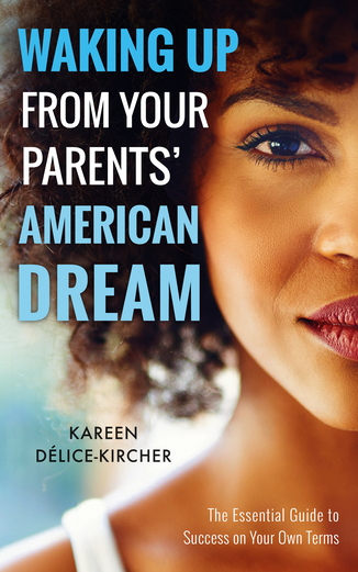 Autographed Paperback: Waking Up From Your Parents' American Dream POJA1804