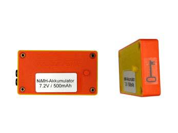 Grossfunk BATTERY 7,2V/500mAh NiMh 100-001-885