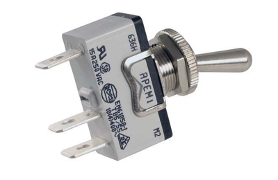 Toggle Switch 12mm