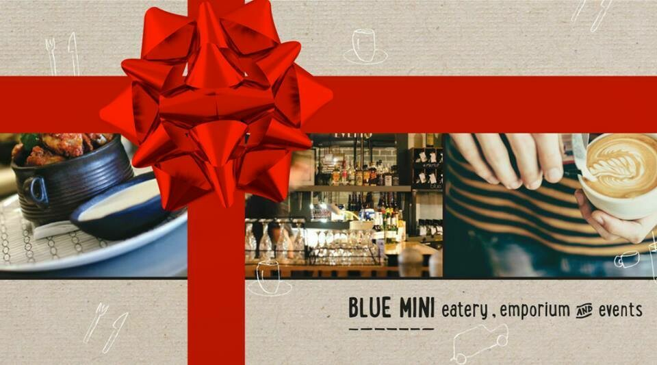Blue Mini ONLINE Gift Card from $25