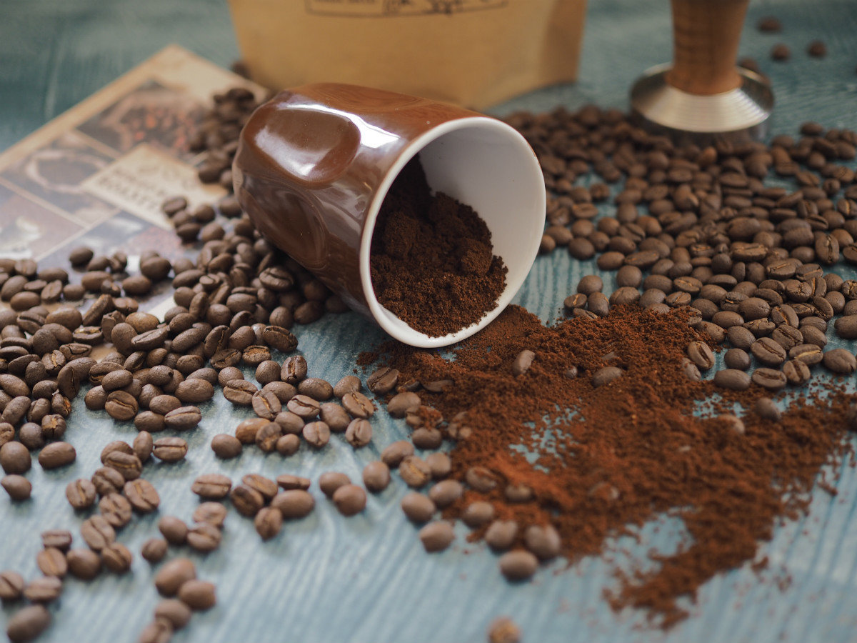 Coffee Bean - 350gm bag 'Boneo Road Roasters' Exhilarate House Blend