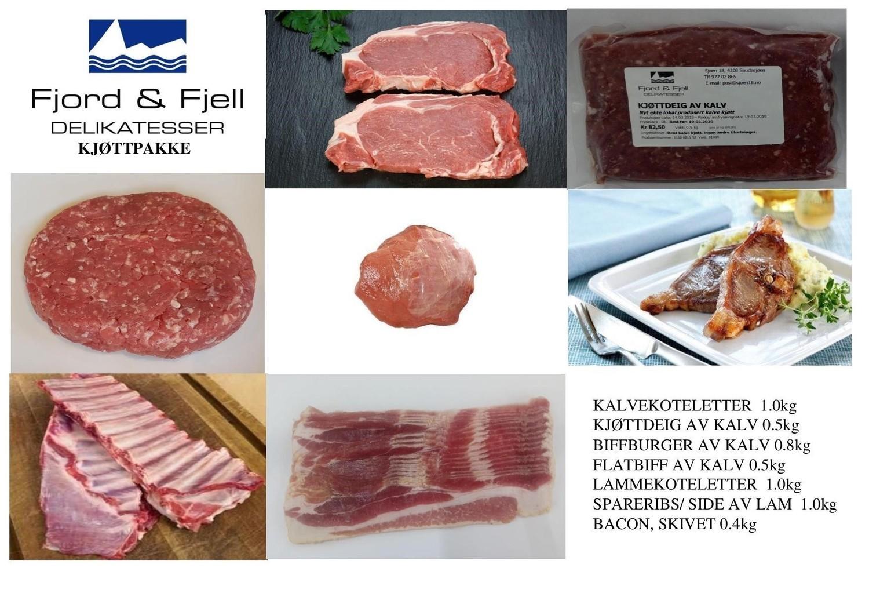 Kjøttpakke