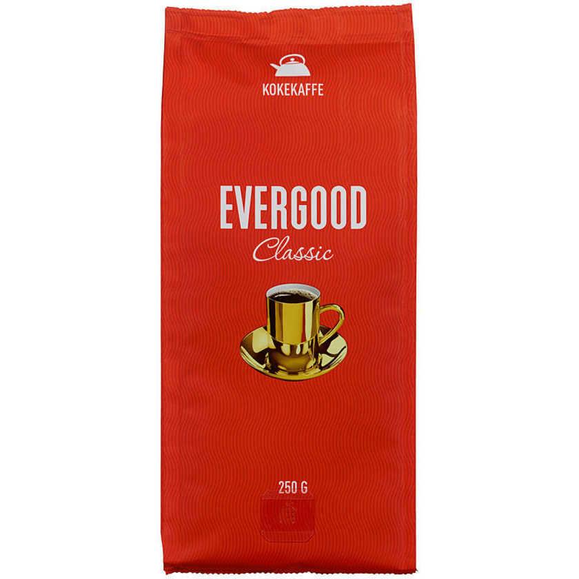 Evergood Classic - kokekaffe