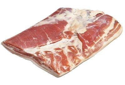 Eldhusrøkt bacon u/svor porsjonstykker