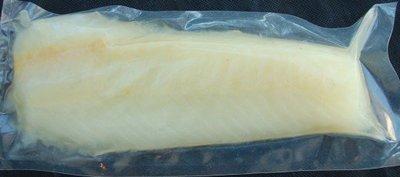 Lutefiskloins av torsk