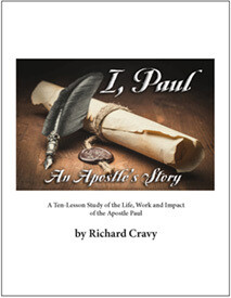 """I, Paul – An Apostle's Story"" Lesson Series (MP3)"