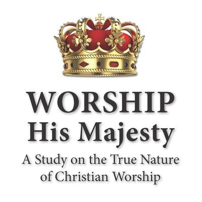"""""""Worship His Majesty"""" Lesson Series (On CD)"""