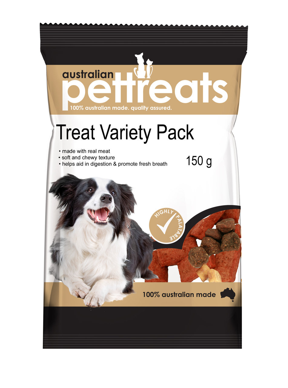 Beef Treat Variety Pack 00010