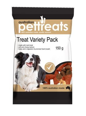 Beef Treat Variety Pack