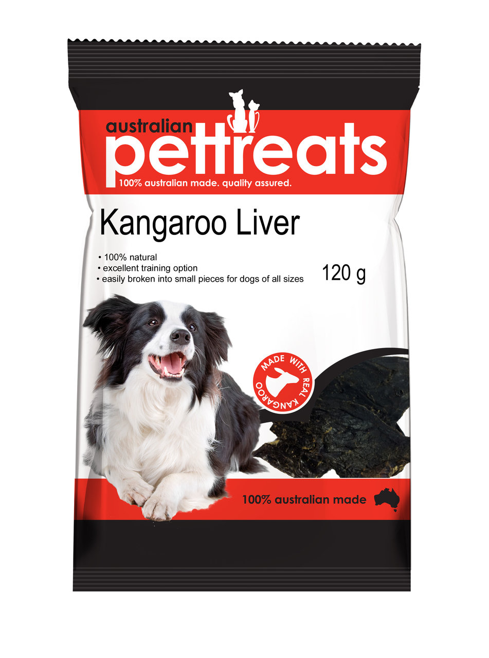 Kangaroo Liver Treats 00029