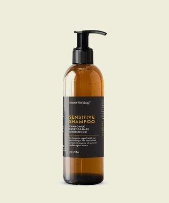 Sensitive Dog Shampoo: Chamomile, Sweet Orange & Rosewood