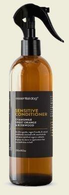 Sensitive Dog Conditioner: Chamomile, Sweet Orange & Rosewood