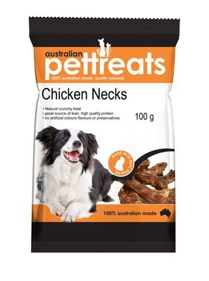 Australian Dried Chicken Necks