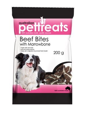 Beef Bites with Marrow