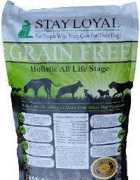 Grain Free Holistic Dry Food - STAY LOYAL 00060