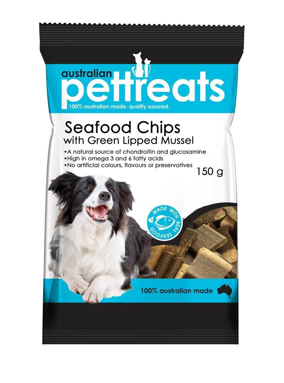 Seafood Chips with Green Lip Muscle 00064