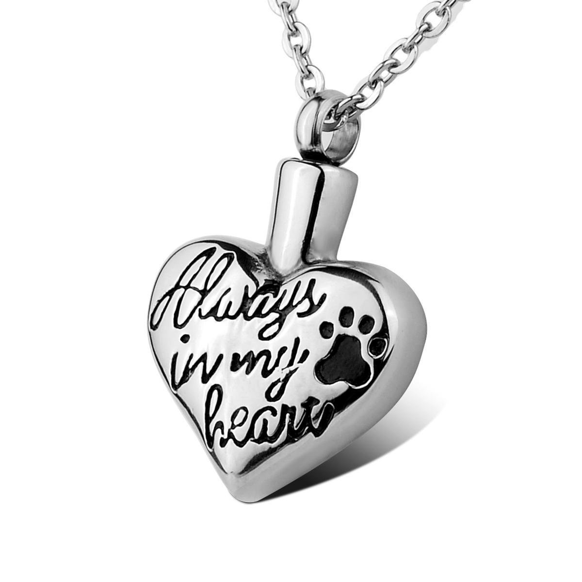 """Pet Cremation Pendant """"Lily Collection"""""""