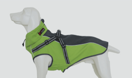 Green Harness Jacket