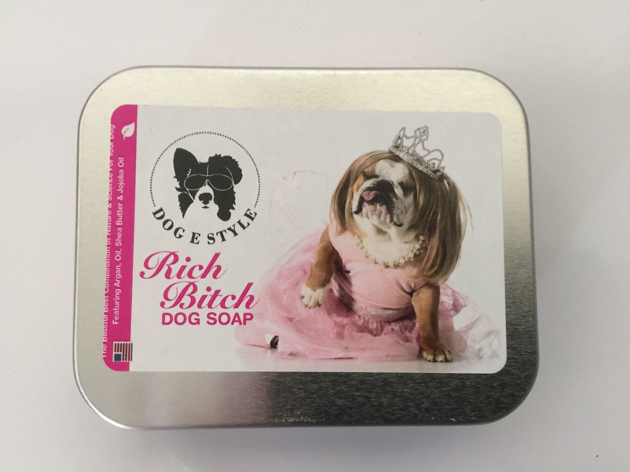 Rich Pamper Soap