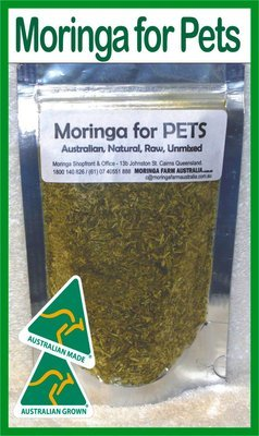 MORINGA Anti Infamatory and Superfood Supplement for DOGS