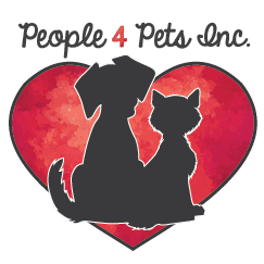 Make a Charitable Donation PEOPLE 4 PETS 00103