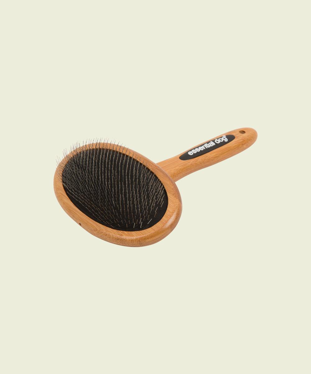 Slicker Brush Organic Bamboo 00106