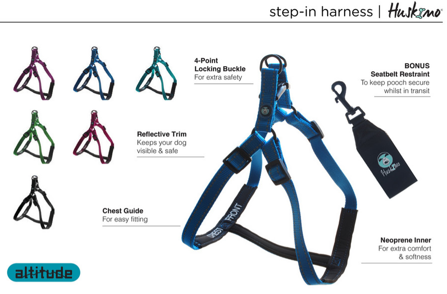 Harness Step-In - X Large Size 00117
