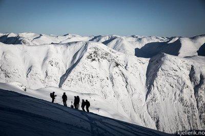 Ski og skredworkshop, Sogndal 06.02-09.02.2020 (registreringsavgift)
