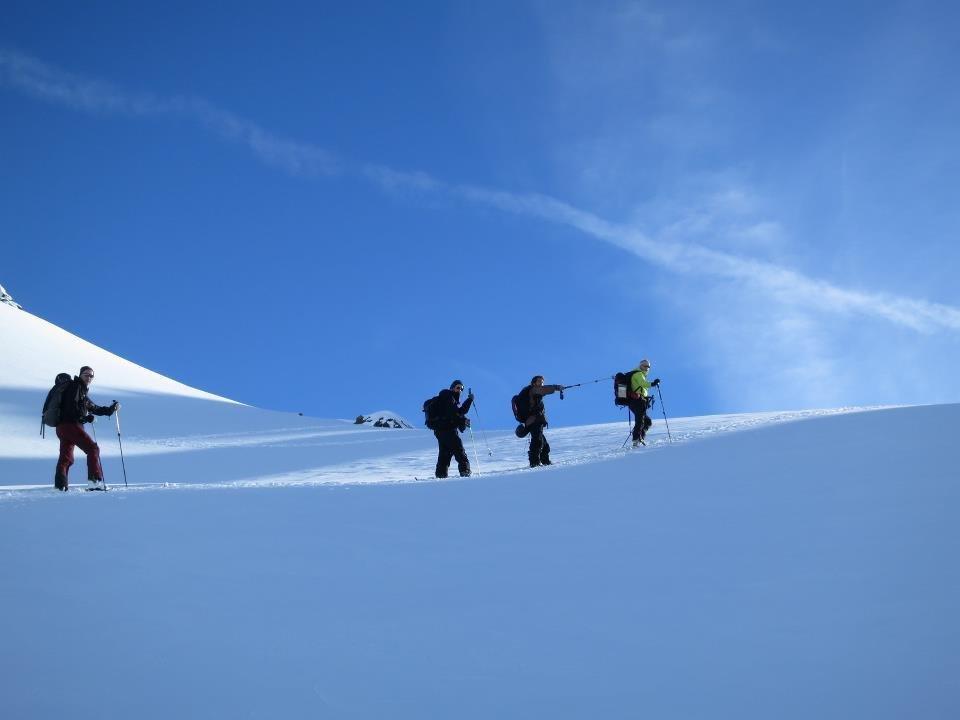 Ski og skredworkshop, Davos, Sveits 08-10.02.2019 (registration fee) 0002