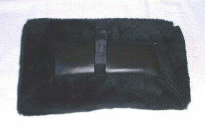 Harness Pad: Fake Fur- Collar & Hame Pad