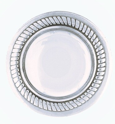 Rosettes - Rope Edge - Stainless steel