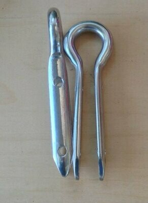 Hame Clips Stainless Steel