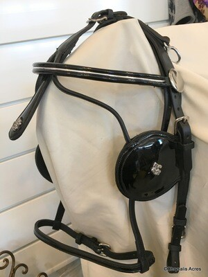 Show Bridle for Mini