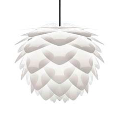 Silvia Pendant Light - Medium White