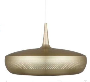 Clava Dine Light - Brushed Brass