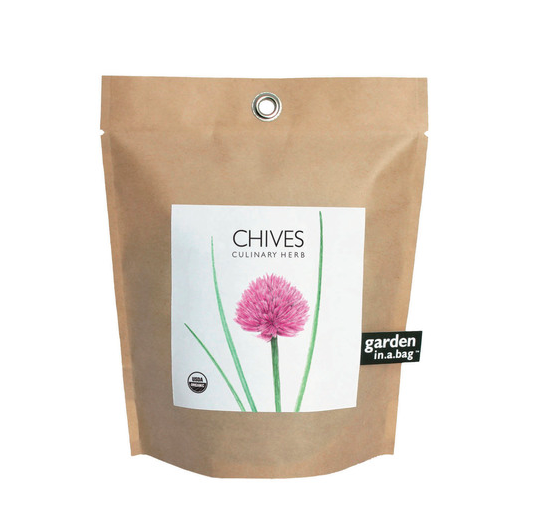Chives - Garden in a Bag