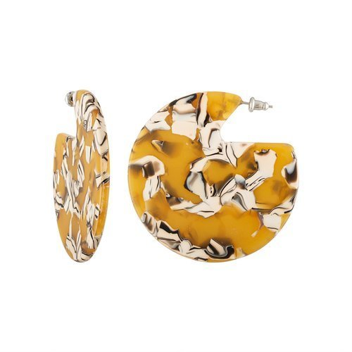 Clare Earrings - Calico