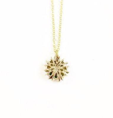 Tayrona Necklace - Brass