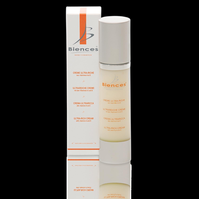 -22% | Ultrareiche Creme mit den Vitaminen A und E - 50 ML