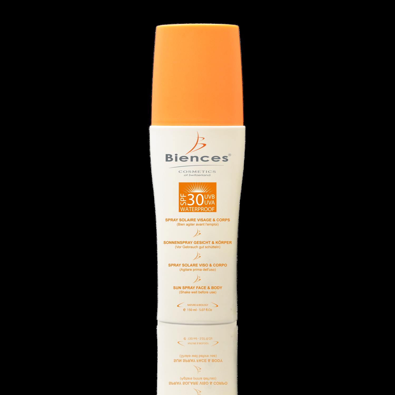 -21% | Sonnenspray Gesicht und Körper LSF30 - 150 ML
