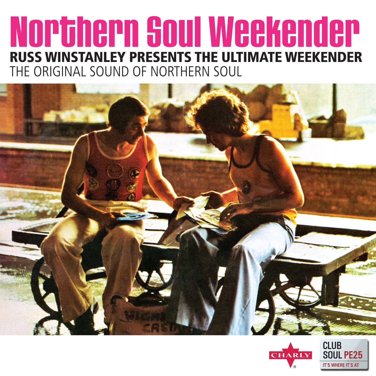 NORTHERN SOUL WEEKENDER (LP)