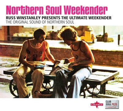 NORTHERN SOUL WEEKENDER (CD)