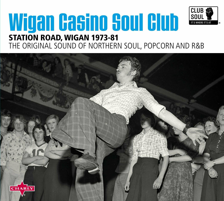 WIGAN CASINO SOUL CLUB (CD)